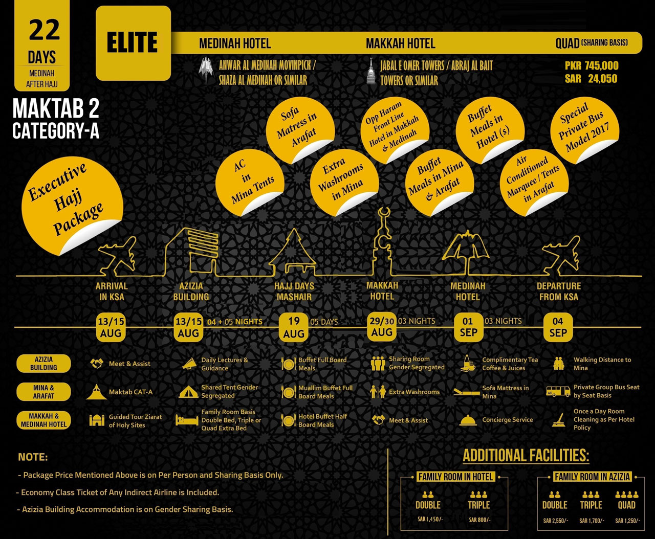 1-elite-hajj-package